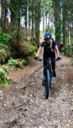 mountainbike trails Flachau