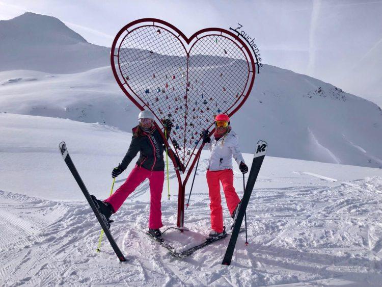 Zauchensee skiing