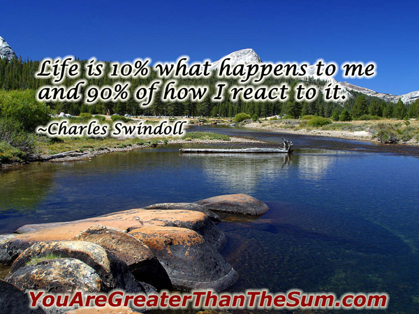 What Does This Quote Mean To You You Are Greater Than The Sum Of Cool What Does This Quote Mean