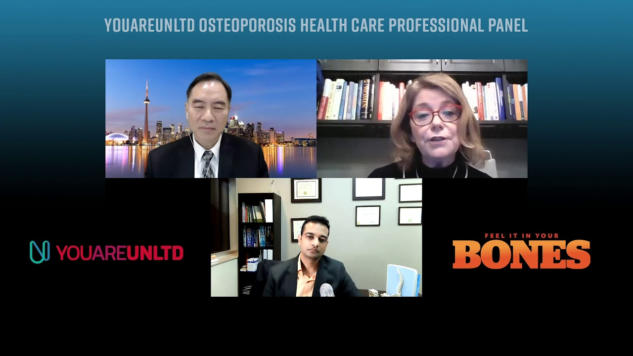The Doctors Are In: Three leading Physicians Offer Expert Guidance on Osteoporosis
