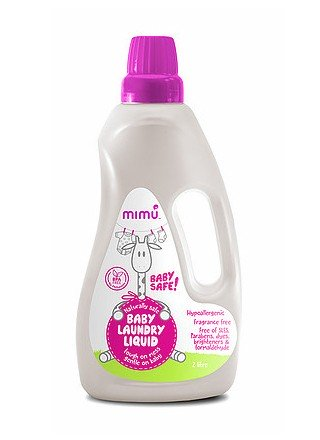 Mimu Baby Laundry Liquid