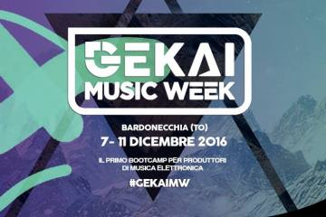 Gekai Music Week 2016