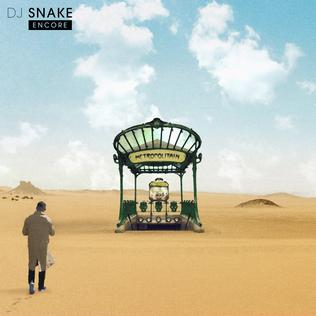 Dj Snake - Encore, album cover