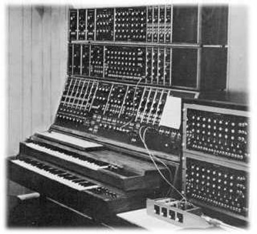 Il sintetizzatore Moog