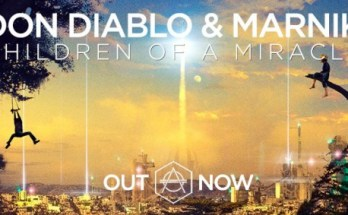 Don Diablo & Marnik - Children Of A Miracle (Copertina)