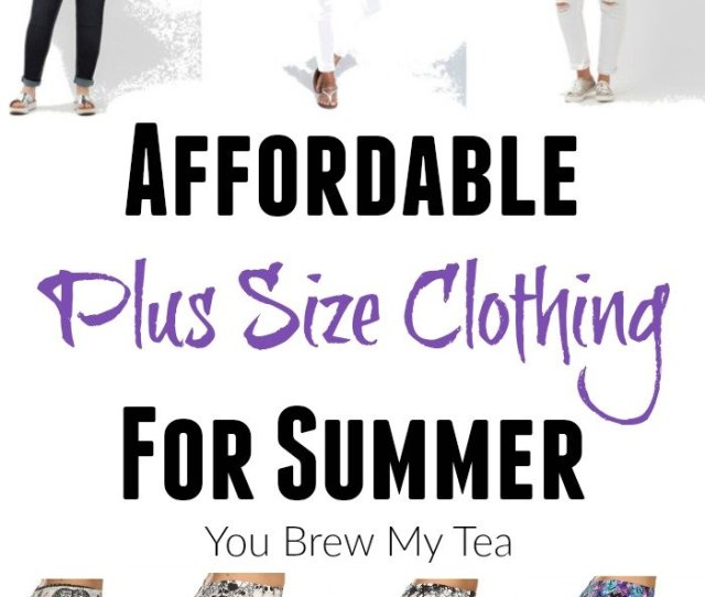 Check Out Some Great Affordable Plus Size Clothing Tips Ideal For Summer Casual Plus Size