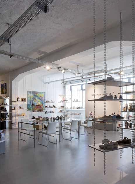 Tuchfabrik spazio commerciale