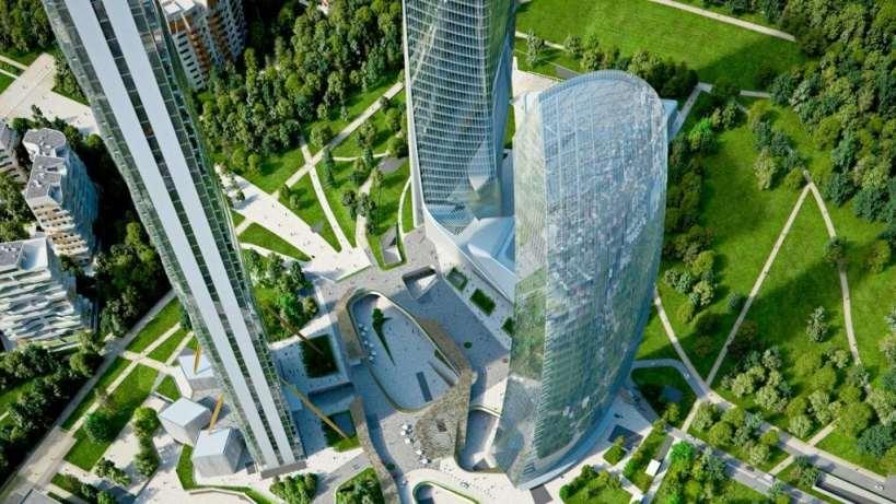 Altezza nuovo grattacielo Libeskind pronto per il 2020 a Milano