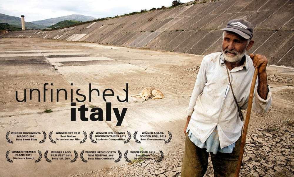 Architettura contemporanea Unfinished Italy