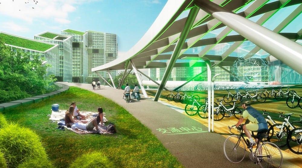 Architettura contemporanea the future of cities