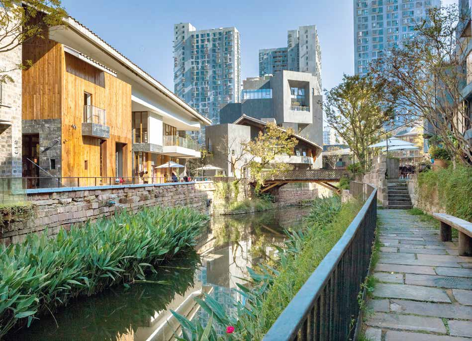 architettura cinese recupero pietra