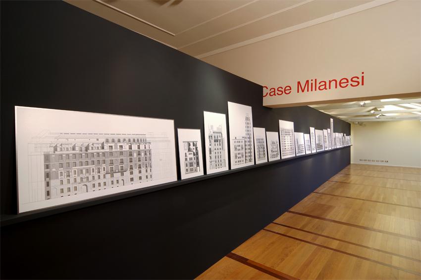 La mostra a Villa Necchi