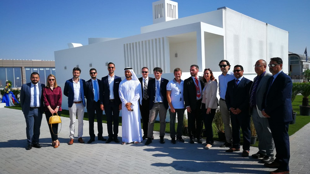 Solar Decathlon Middle East 2018 inaugurazione