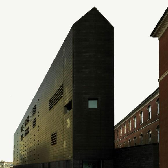 Premio Nazionale Italia: C+S Architecs, Tribunale di sorveglianza di Venezia 2012