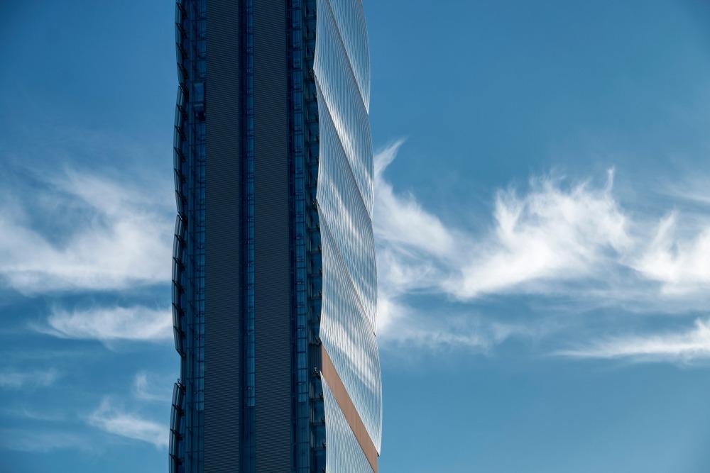 pritzker isozaki milano torre