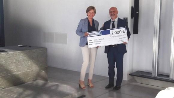 3° premio, architetto Nicola Auciello dello studio na3 Architetti
