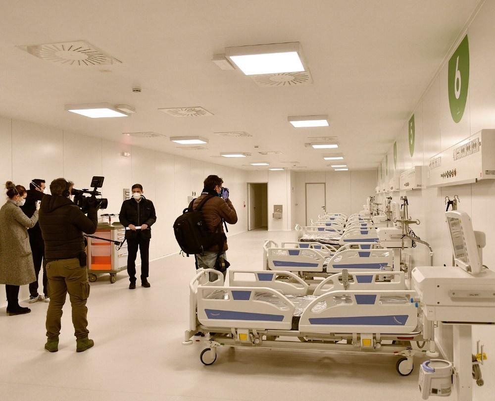 mapei covid-19 ospedale milano