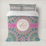 Bohemian Art Duvet Covers Personalized Youcustomizeit
