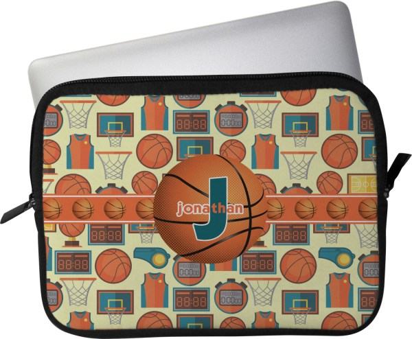 Basketball Laptop Sleeve / Case (Personalized ...