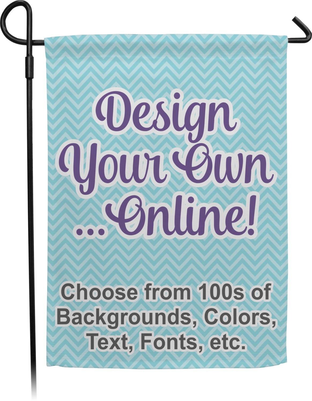 Design Own Garden Flag