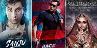 2018 Bollywood Movies