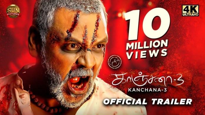 Kanchana 3 Full Movie Download