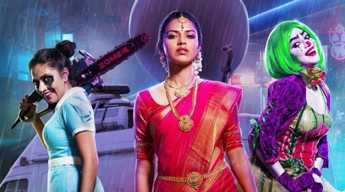 Aadai Movie Amala Paul role