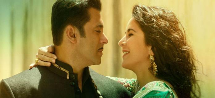 Bharat Movie Romantic Scene