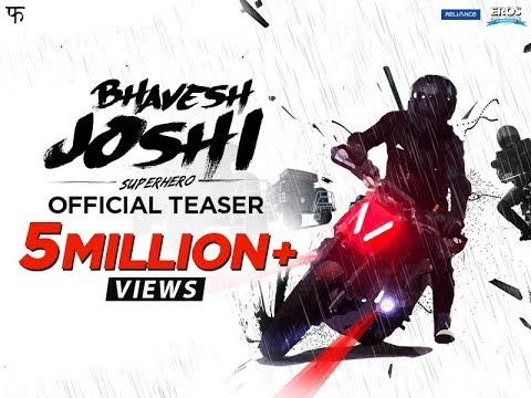 Bhavesh Joshi Superhero Full Movie Download