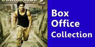 Commando 2 Box Office Collection