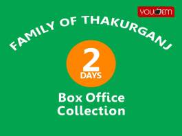Family of Thakurganj 2nd Day Box Office Collection