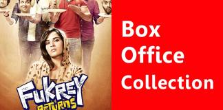 Fukrey Returns Box Office Collection