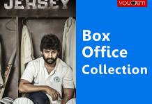 Jersey Movie Box Office Collection
