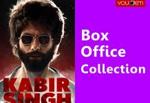 Kabir Singh Box Office Collection
