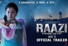 Raazi Full Movie Download