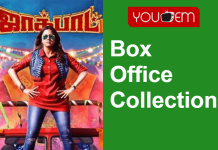 Jackpot Box Office Collection Worldwide