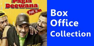 Yamla Pagla Deewana Phir Se Box Office Collection