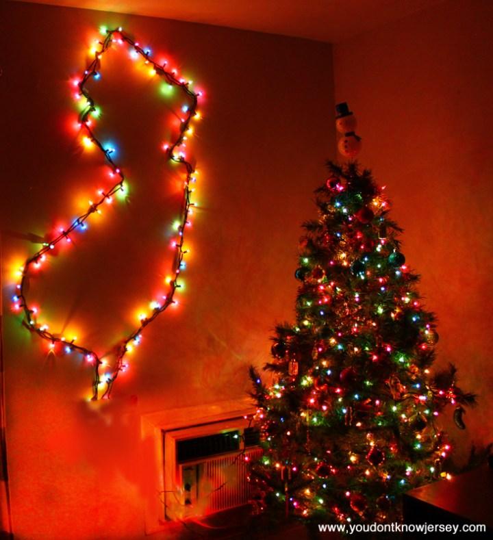Christmas Lights Jersey