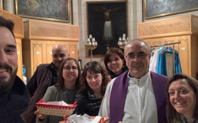 Víspera de la Inmaculada… muy especial en Madrid