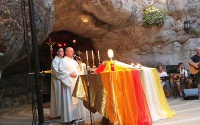 Gran finale al Santuario Santa Maria dei Miracoli (Lonigo)