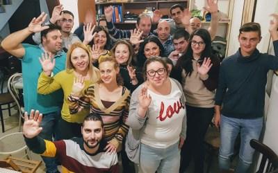 The fraternity of the Gospel #MALTA
