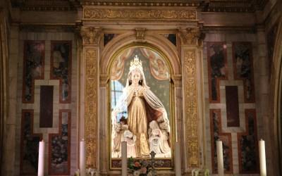 Consacrazione della Comunità Abramo a Maria (guarda le foto)