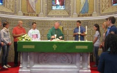 Il Vescovo Donal a Chiampo giovedì!