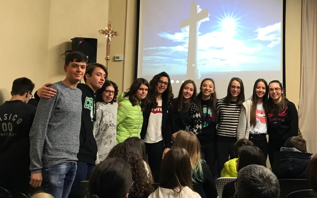 YOUCAT: ricordando il Winter Camp