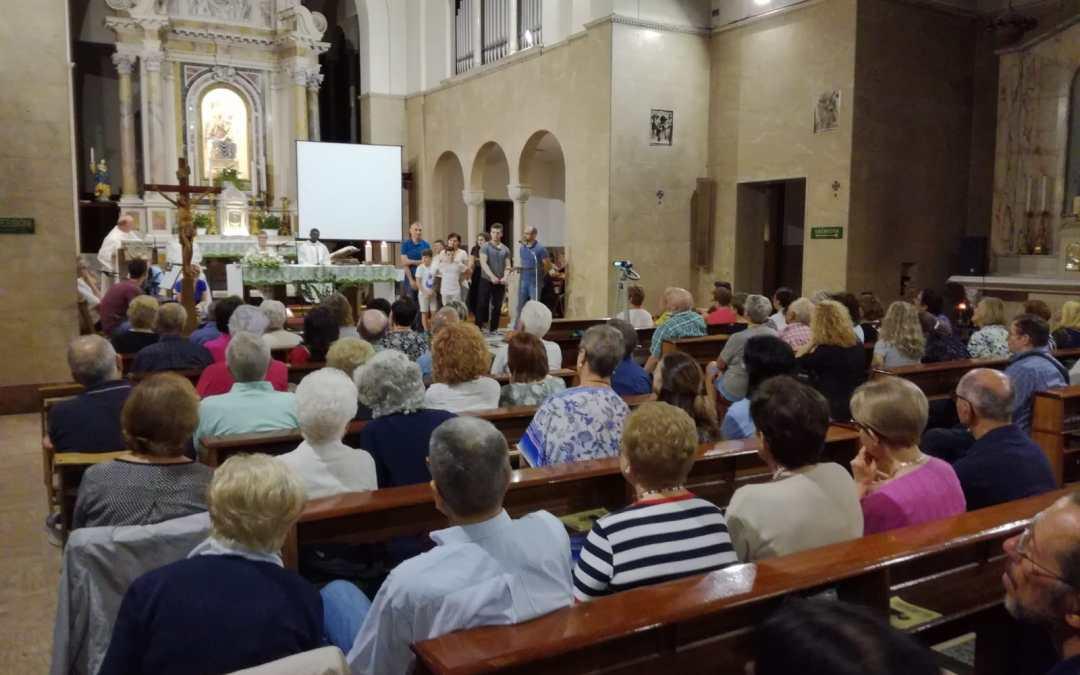 Grande serata! 400 persone alla conclusione del mese mariano