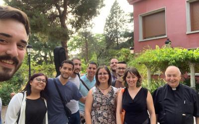 La Comunidad Abraham al Departamento de Turismo de la CEE