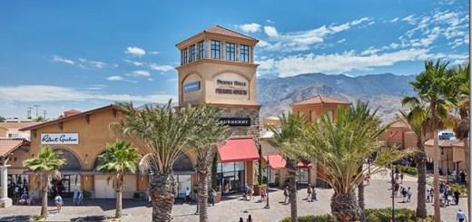 沙漠棕榈泉奥特莱斯 Desert Hills Premium Outlets