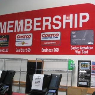 办理 Costco 会员卡