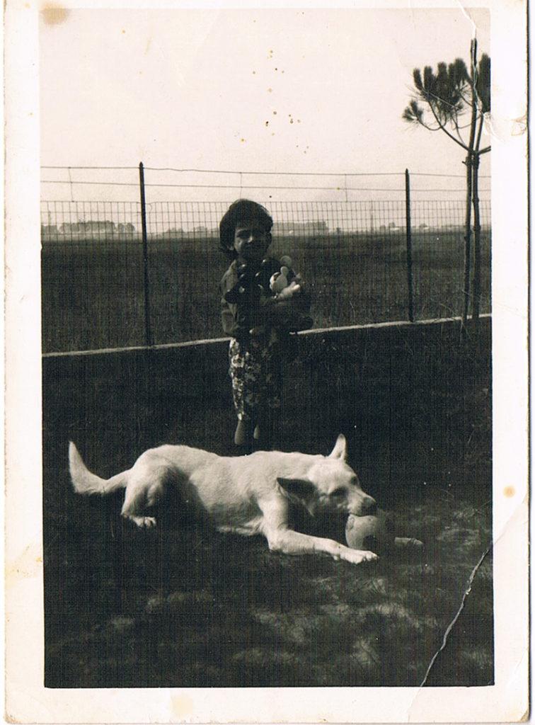 un po' di noi con i bambini pastore svizzero bianco cuccioli youky's gift