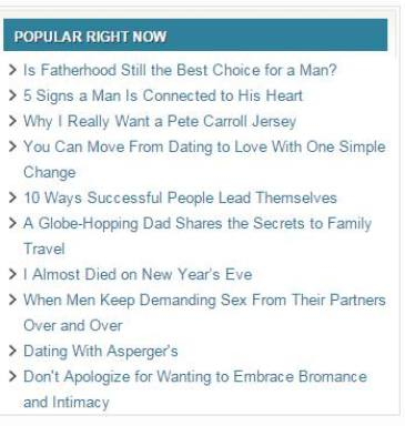 10 ways Popular right now